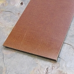 Linen Natural Brown .030 x 5 x 12
