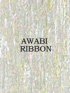 ALVS Awabi Ribbon with White