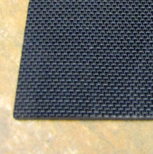 G10 Black Textured Coarse Peel Ply 3/8